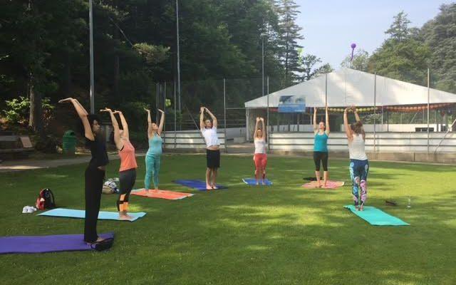 attività yoga