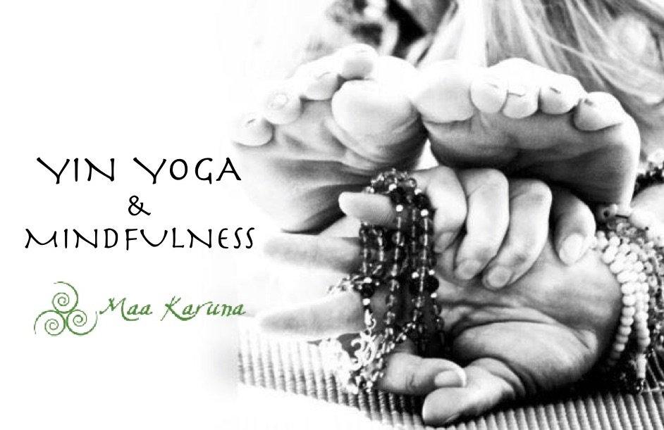 Yin Yoga & Mindfulness al sabato mattina