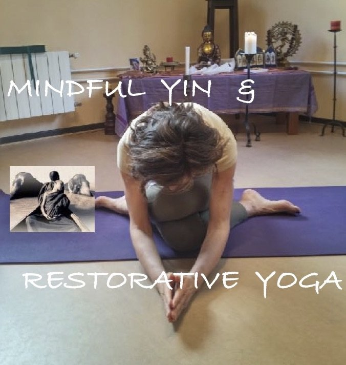 Yin & Restorative Yoga al venerdì sera