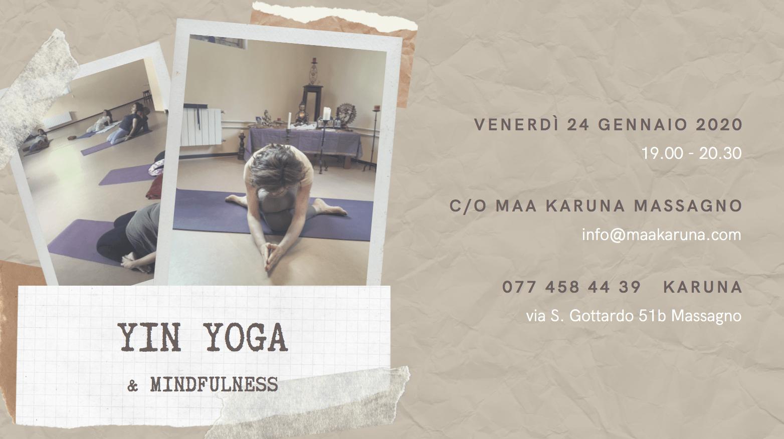 Yin Yoga & Restorative Yoga