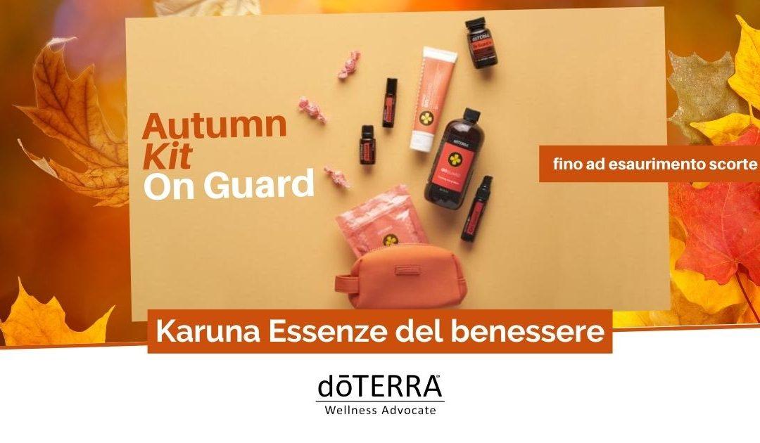 Autumn Kit On Guard